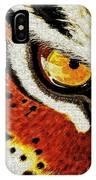 Tiger's Eye IPhone Case