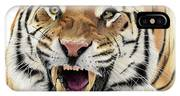 Tigers Pace IPhone Case
