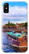 Tigre Delta 015 IPhone Case