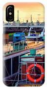 Tigre Delta 018 IPhone Case