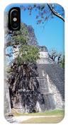 Tikal Iv IPhone Case