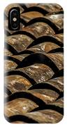 Tile Roof 2  IPhone Case