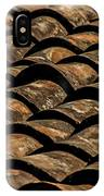 Tile Roof 3 IPhone Case