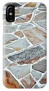 Tiles From Sandstone Quarried Stone IPhone Case