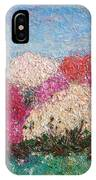 Time Of Rhododendron IPhone Case