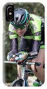 Time Trial 28 IPhone Case