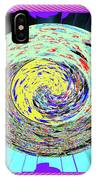 Time's Eye IPhone Case