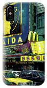 Times Square Visitors Center IPhone Case
