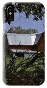 Tin Roofed Barn IPhone Case