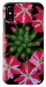 Tiny Bunch Of Red And Pink Flowers IPhone Case