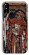 Tissot Mary Magdelane Before Her Conversion Jacques Joseph Tissot IPhone Case