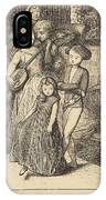 To Caper Nimbly In A Lady's Chamber To The Lascivious Pleasing Of A Lute IPhone Case