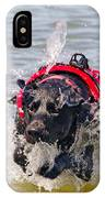 To The Rescue IPhone Case