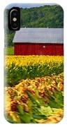 Tobacco Barn 2 IPhone Case
