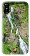 Todtnau Waterfall, Black Forest, Germany IPhone Case