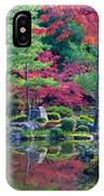 Toji-in Reflection IPhone Case