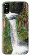 Toketee Falls IPhone Case
