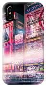 Tokyo 3017 #2 IPhone Case