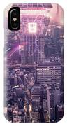 Tokyo 3017 #4 IPhone Case