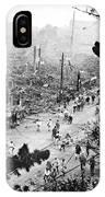 Tokyo Earthquake, 1923 IPhone Case