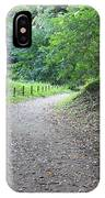 Tokyo Park Path IPhone Case