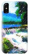 Tolhuaca  IPhone Case