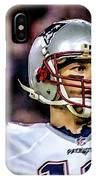 Tom Brady - Touchdown IPhone Case