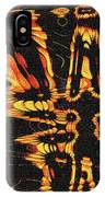 Tomatillo Abstract IPhone Case