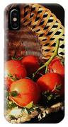 Tomatos. Out Of Basket. IPhone Case