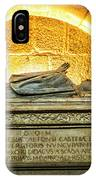 Tomb Of Dona Teresa IPhone Case