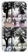 Tomb Stones Of Many Prayers IPhone Case