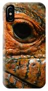 Too Close For Comfort IPhone Case