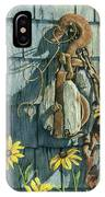 Tool Shed Treasures IPhone Case