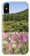 Toong Bua Tong Forest Park IPhone Case