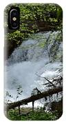 Top Of Clear Creek Falls IPhone Case