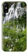 Top Of Munson Creek Falls IPhone Case