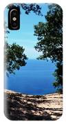 Top Of The Dune At Sleeping Bear Ll IPhone Case