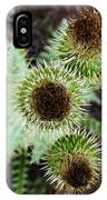 Top Thistle  IPhone Case