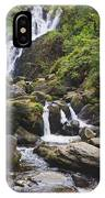 Torc Waterfall In Killarney National IPhone Case