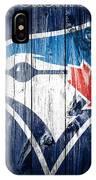 Toronto Blue Jays Barn Door IPhone Case