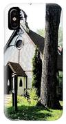 Toronto Island Chapel IPhone Case