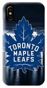 Toronto Maple Leafs Nhl Hockey IPhone Case