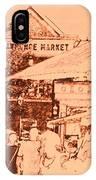 Toronto Market Street IPhone Case