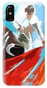 Toroscape 32 IPhone Case