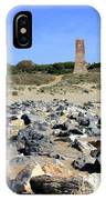 Torre De Los Ladrones At Cabopino IPhone Case