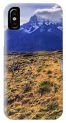 Torres Del Paine 21 IPhone Case