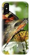 Tortoise Butterfly IPhone Case