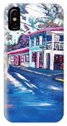Tortola  Main Street IPhone Case
