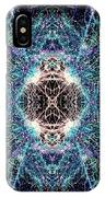 Totems Of The Vision Quests #1526 IPhone Case