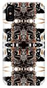 Totheme Black And Brown IPhone Case
